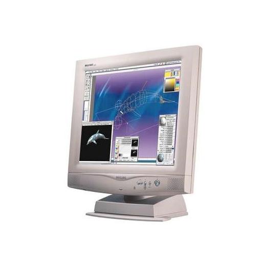 "18"" TFT LCD Monitor PHILIPS 180P1 DVI-D"