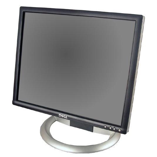 """19"""" TFT Dell UltraSharp 1901FP 600:1 DVI-D Pivot"""