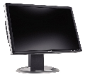 "24"" LCD DELL 2405FPW 12ms Full HDTV Cardreader"