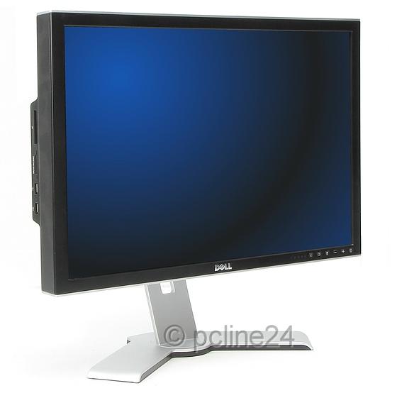 """24"""" LCD TFT DELL 2408WFPb 6ms 1920x1200 3000:1 C-Ware"""