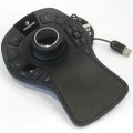 3DConnexion SpaceMouse Pro Maus USB 3DX-600043 (eine Taste fehlt)