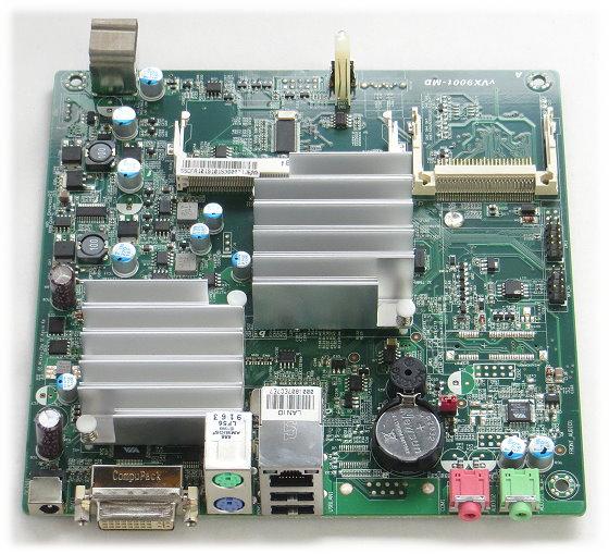 AOpen vVx900t-MD Mainboard mit CPU 1GHz NEU für Futro A300