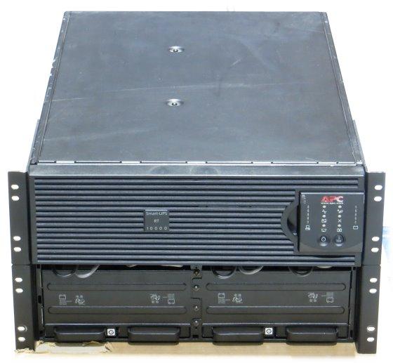 APC Smart-UPS RT 10000 USV SURT10000XLI (Akkus defekt) 8000Watt 10kVA