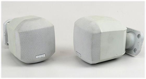APart Audio MASK2 Lautsprecher Stereo passive Boxen 2x 50 Watt RMS (ohne Kabel)