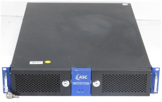 ASC MARATHON EVOlite Sprachaufzeichnung Dokumentation Audio-Monitoring