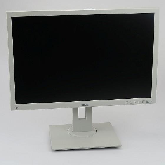 "24"" ASUS BE24A LCD TFT Monitor 5ms 1920x1200 IPS Pivot USB VGA DVI-D DP vergilbt"