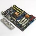 ASUS P5Q SE2 Mainboard ATX Sockel LGA775 + Blende
