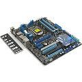 ASUS P7P55D Deluxe Mainboard Sockel LGA1156 Intel Core i7/i5/i3 + Blende