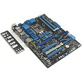 ASUS P8P67 Deluxe Mainboard ATX LGA1155 Core i 2nd & 3th Gen. 3x USB 3.0 + Blende