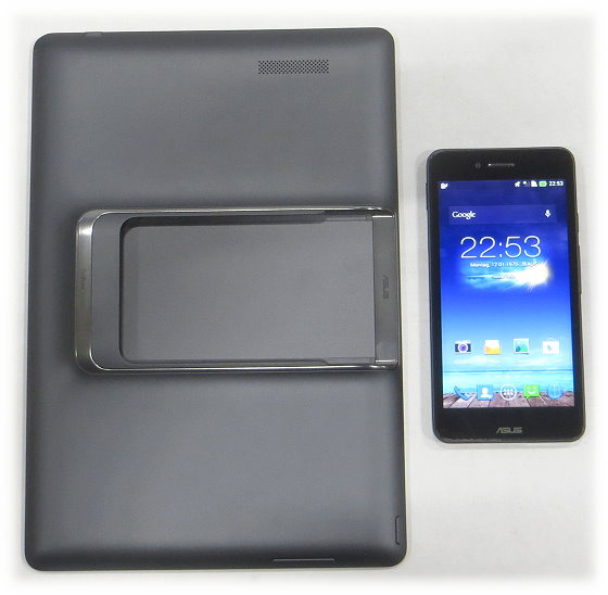 """ASUS PadFone 2 Android 32GB Tablet 10,1"""" IPS + Smartphone 4,7"""" IPS+"""