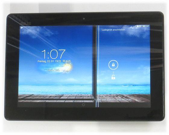 "ASUS PadFone 2 Station 10,1"" IPS Displaybruch (nur Station ohne Handy/Ladegerät)"