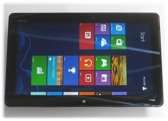 "ASUS VivoTab 11,6"" Super IPS+ 2GB RAM 64GB Flash Tablet PC 11,6"" TF810C Win 8"