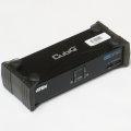 ATEN CubiQ CS1762A 2-Port KVM-Switch DVI USB Audio Mikrophone KVMP