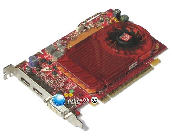 ATI Radeon HD 3650 512MB PCIe x16 1x DVI-I 2x DisplayPort Grafikkarte