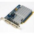ATI Radeon HD3450 256MB PCIe x16 2x DVI Silent passive Kühlung