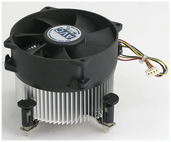 AVC LGA775 Heatsink Kühlkörper mit Lüfter