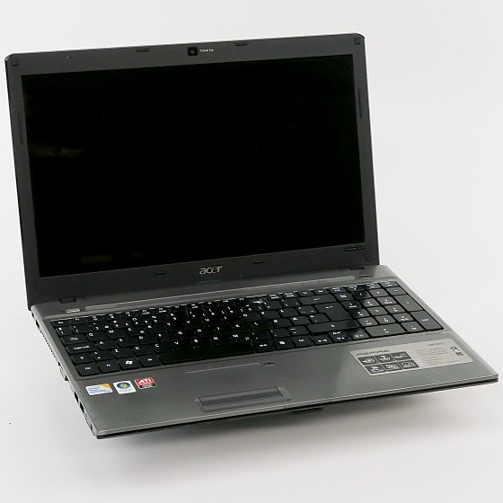 Acer Aspire 5810T Core 2 Solo 1,4GHz 2GB Cam (o. NT/HDD, KBD def.) norw. B-Ware