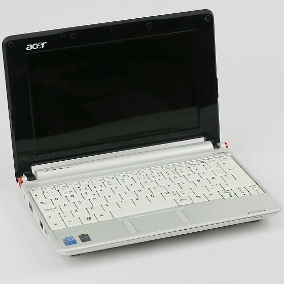 Acer Aspire One ZG5 Atom N270 @ 1,6GHz 1GB Webcam 160GB (o.NT, Akku def.) norw.
