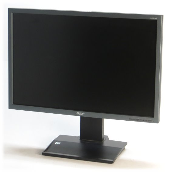 "22"" Acer B223WL 16:10 LED LCD Widescreen Monitor Business Serie anthrazit"