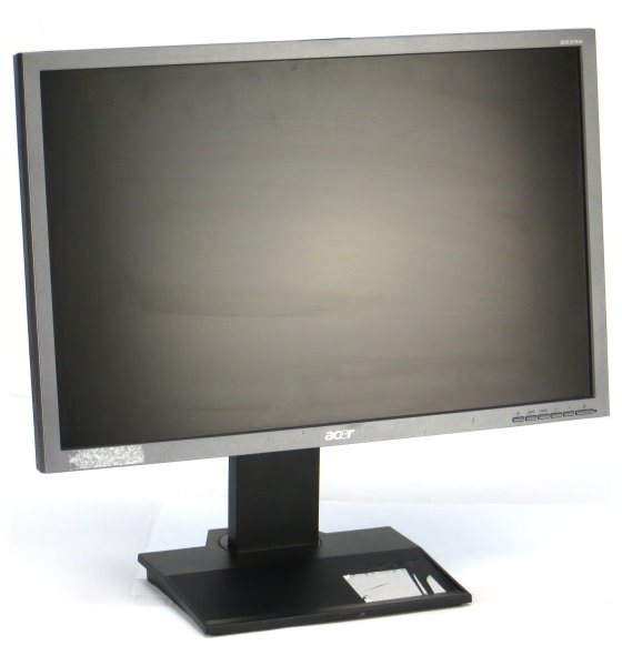 """22"""" TFT LCD Acer B223W Widescreen 1680 x 1050 Monitor LED B-Ware"""