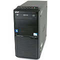 Acer Veriton M275 Dual Core E5800 @ 3,2GHz 4GB 320GB DVD±RW Tower Computer