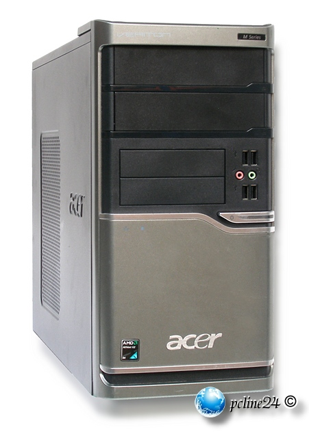 Acer Veriton M420 Athlon 64 X2 Dual Core 5800+@ 3GHz 4GB 320GB DVD HD3200 B-Ware