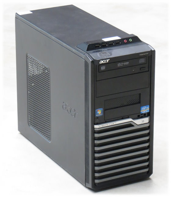 Acer Veriton M4610G Core i3 2120 @ 3,3GHz 4GB 320GB DVDRW Tower B-Ware