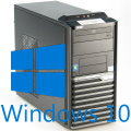 Multimedia PC 2x 2,9GHz GeForce HDMI Windows 10 Home USB3.0