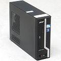 Acer Veriton X4610G Dual Core G630 @ 2,7GHz 4GB 500GB DVD Mini Desktop/Tower
