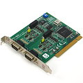 Advantech PCI-1602 2x RS422/RS485 seriell Isolated Communication Card
