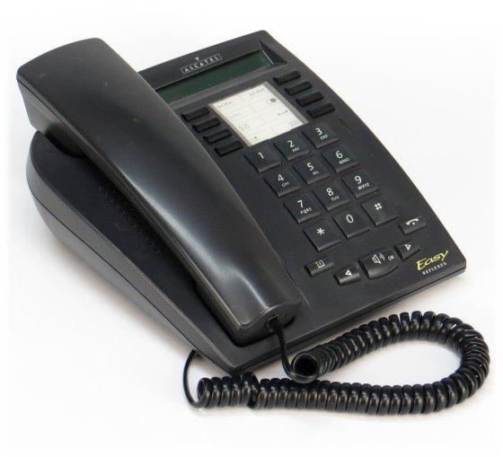 Alcatel 4010 Easy Reflexes ISDN Systemtelefon