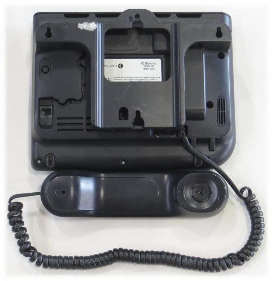 Alcatel Lucent 4019 Digital Telefon mit Wandhalterung Systemtelefon B-Ware