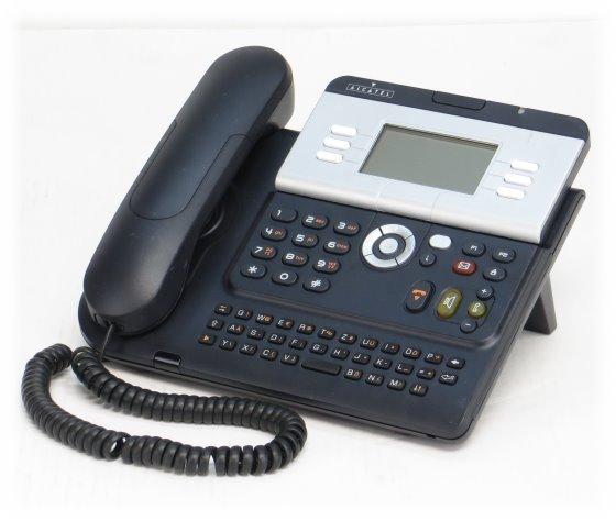 Alcatel 4029 Systemtelefon DE Urban Grey mit leichten Kratzern