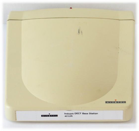 Alcatel 4070 iA DECT Basisstation Base Station Indoors B-Ware
