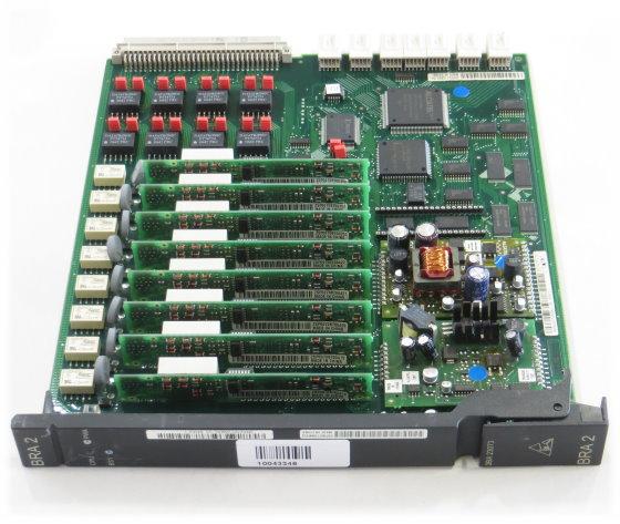 Alcatel BRA2 3BA 23073 Platine Baugruppe für OmniPCX 4400