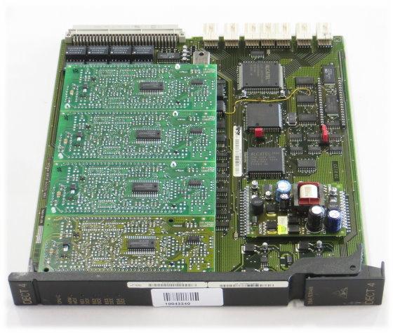 Alcatel DECT4 3BA 53148 Platine Baugruppe für OmniPCX 4400