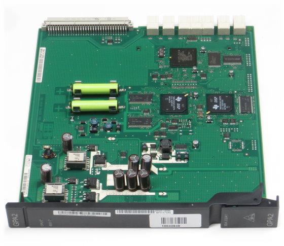 Alcatel GPA2 Platine 3BA 23241 Telephone System Board für OmniPCX 4400