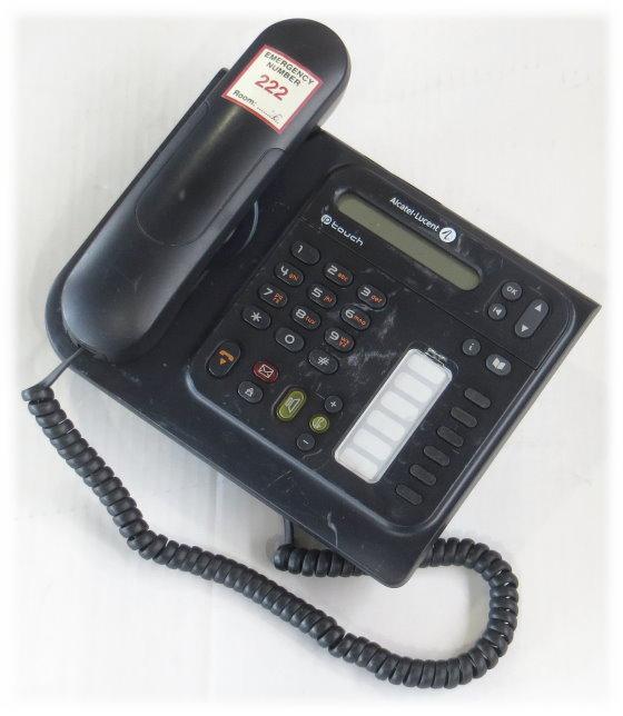 Alcatel Lucent IP Touch 4018 Telefon Systemtelefon B-Ware für Telefonanlage von Alcatel