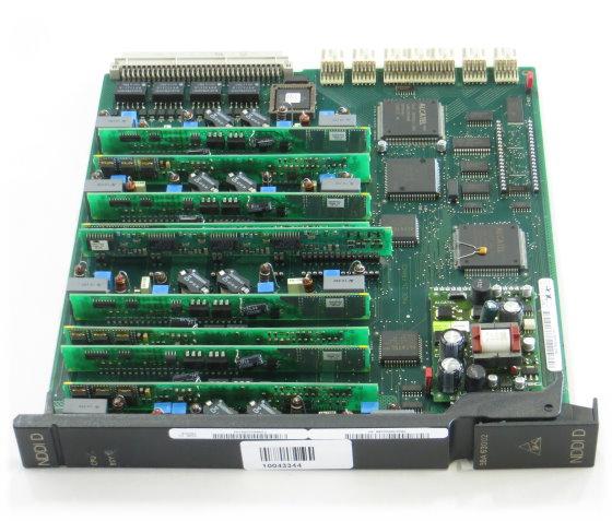 Alcatel NDDI D 3BA 63002 Platine Baugruppe für OmniPCX 4400
