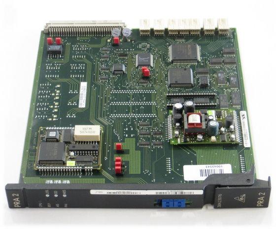 Alcatel PRA2 3BA 23076 Platine Baugruppe für OmniPCX 4400
