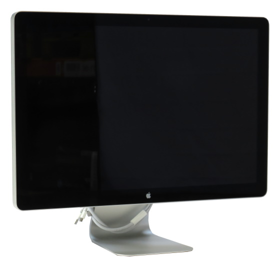 "24"" TFT Apple A1267 Cinema LED Display 1920 x 1200 defekt an Bastler"