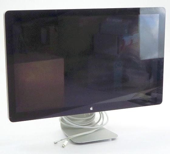 "Apple 27"" Thunderbolt Display 2560 x 1440 B- Ware Kabel beschädigt"