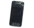Apple iPhone 4 schwarz 16GB Glasbruch C-Ware (ohne Ladegerät)