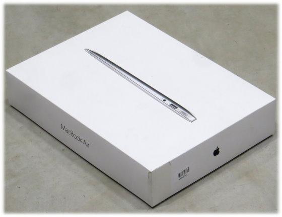 """Original Apple Verpackung für MacBook Air 13"""" Leerkarton"""