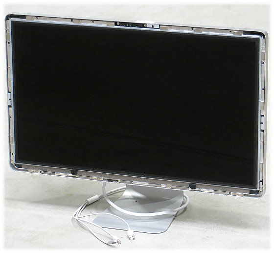 "27"" Apple LED Cinema HD Display 2560 x 1440 Mechanikgeräusche ohne Glasscheibe"