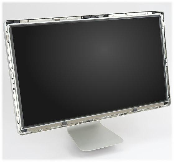 "27"" Apple LED Cinema HD Display 2560 x 1440 B- Ware Monitor ohne Glasscheibe"