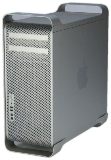 Apple Mac Pro 3,1 8-Core E5462 2,8GHz 12GB 250GB Superdrive Mac OSX GT120 B-Ware
