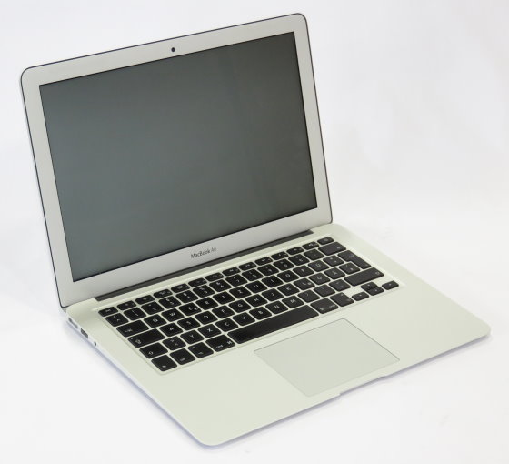 """Apple MacBook Air 5,2 A1466 13,3"""" Core i5 1,8GHz 4GB (ohne HDD/NT) Mid 2012 B-Ware"""