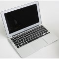 "Apple MacBook Air 5,1 A1465 11,6"" i5 3317U 1,7GHz 8GB 256GB SSD Mid 2012"