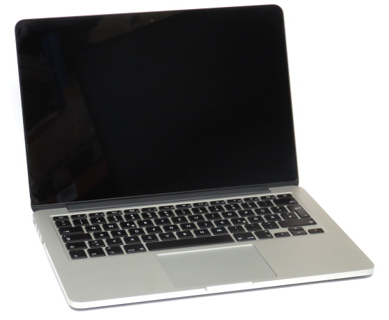 "13"" Apple MacBook Pro 11,1 Core i5 4258U @ 2,4GHz 8GB 256GB SSD Late-2013 Retina"